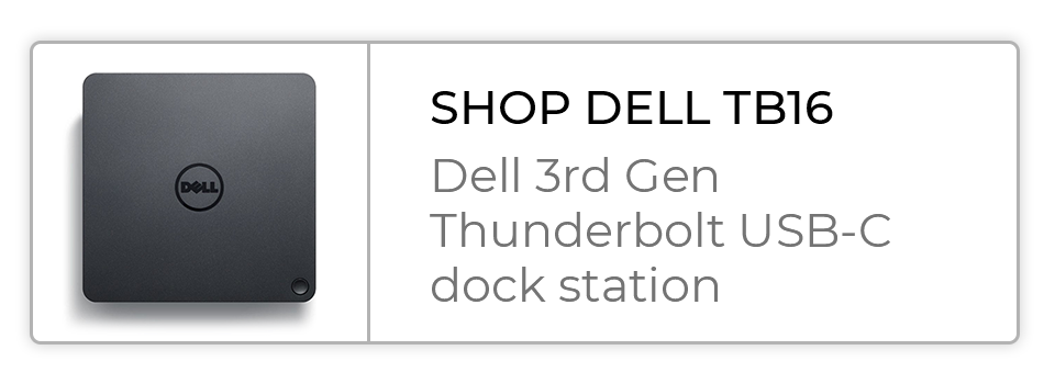 Shop Dell Thunderbolt Dock Station Pelnut